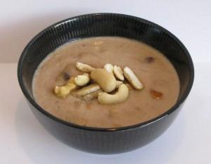Vitastic | Recept | Cashew bananen pap | Ontbijtpap | Ontbijt