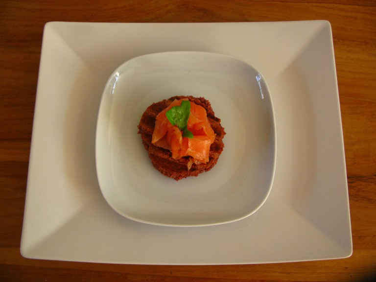 Recept: Hoe een bietenburger een 'bagel met zalm' werd – deel 2