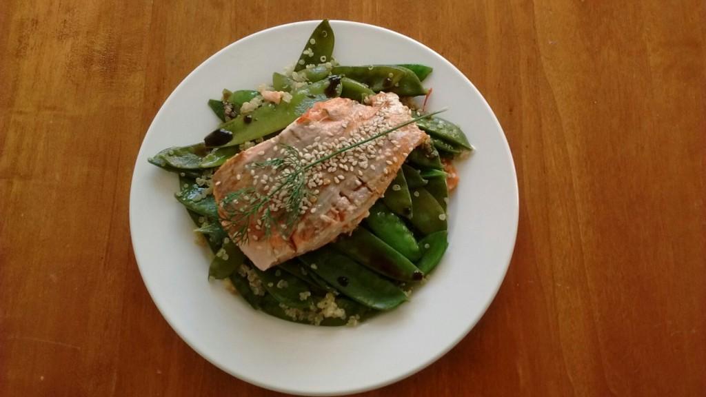 Vitastic | Zalm Tamari | Recept | Diner | Lunch
