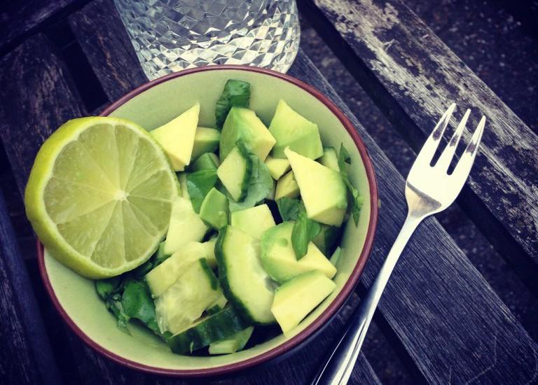 Vitastic | Avocado Salade | Pegan Proof | Recept