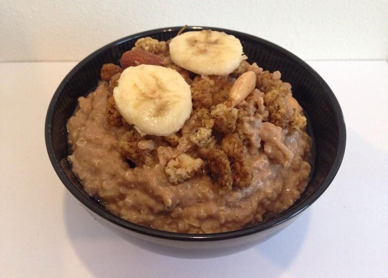 Vitastic | Recept | Quinoa Power | Ontbijtpap | Ontbijt