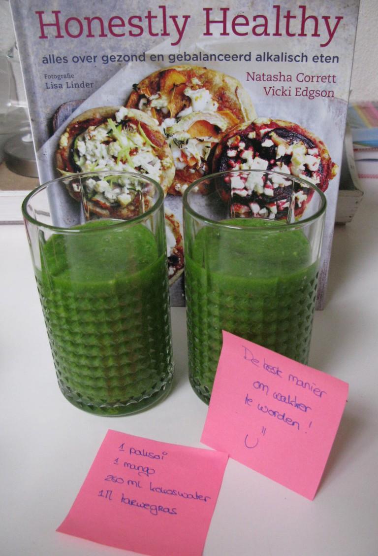 Over vasten, sapjes, smoothies & een proeverij – deel 2