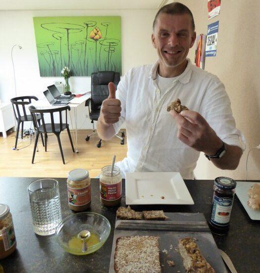 Arend Burgers - 2e Blogger Vitastic