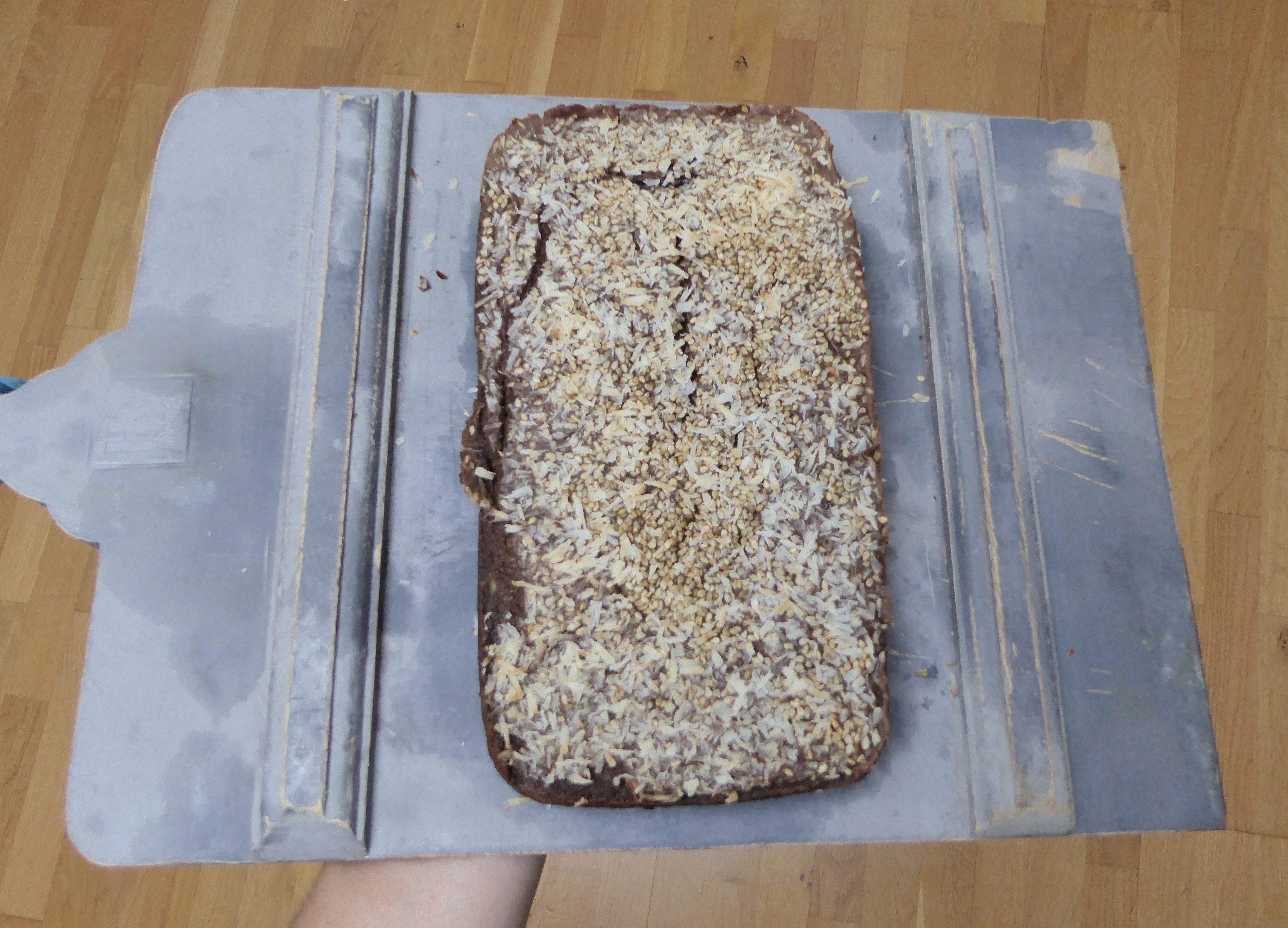 Recept: Oelala Banana Brood