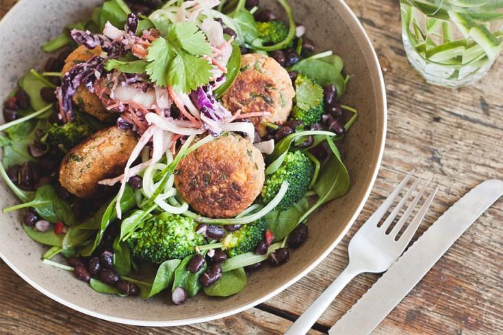Recept: Thaise Veggie Burgers