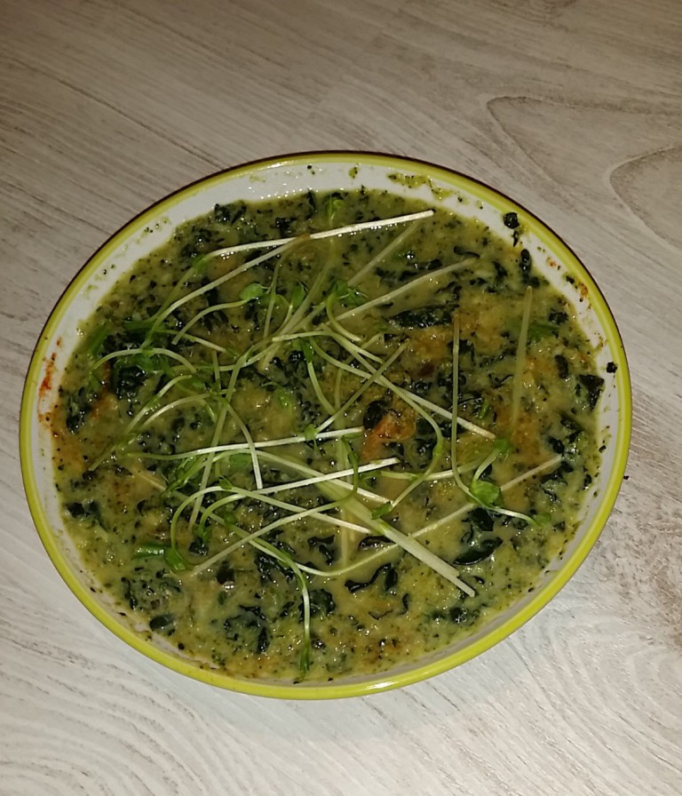 Recept: Broccoli detox soep