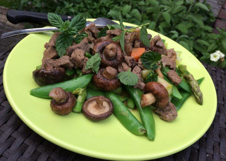 Vitastic 20170829 Wok en gestoomde groente